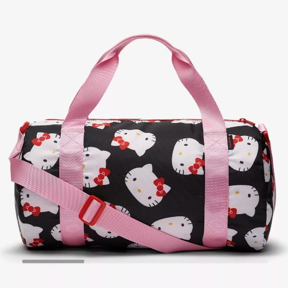 Limited Edition Converse x Hello Kitty duffel bag 6e89505e66b05